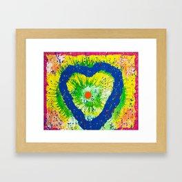 Anahata Framed Art Print
