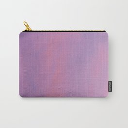 Purple Cotton Candy Sky Carry-All Pouch