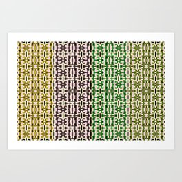 Colorandblack serie 86 Art Print