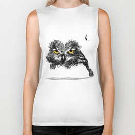 The Sudden Awakening of Nature Biker Tank