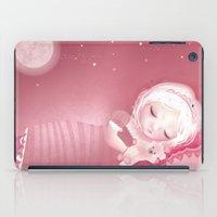 sleep iPad Cases featuring Sleep by Diana_Amaral