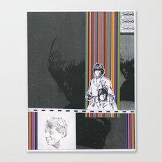 Collage #8 Canvas Print