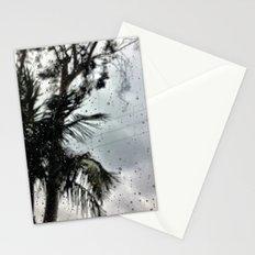 Rain. Stationery Cards