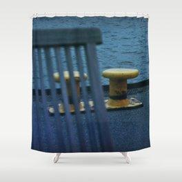 Pier I Shower Curtain