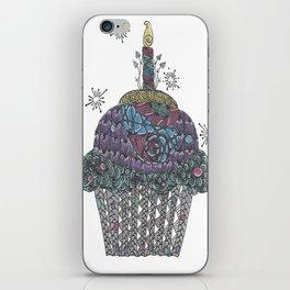 Yummy Cupcake iPhone Skin