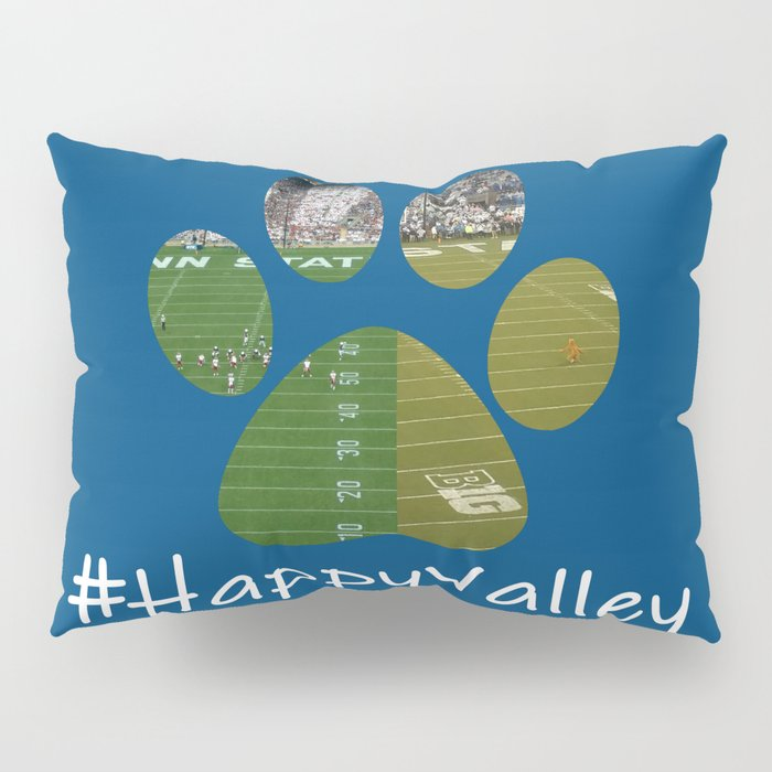 #HappyValley Pillow Sham