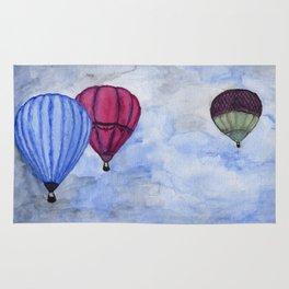 La Fenêtre: Air Balloons Rug