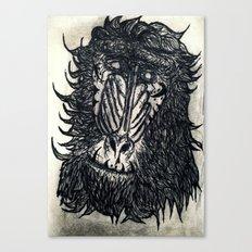 BABOOM Canvas Print