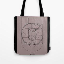 Die Neue Haas Grotesk (D) Tote Bag