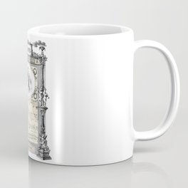 Frederick Chopin Polonaise art Coffee Mug