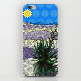 White Sands, New Mexico iPhone Skin