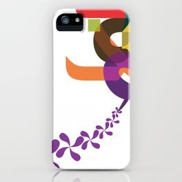 Flowers of Simele iPhone Case