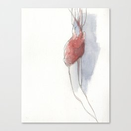 Untitled Heart No. 4 Canvas Print