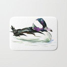Bufflehead Duck Bath Mat