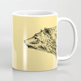 Curious bear Coffee Mug