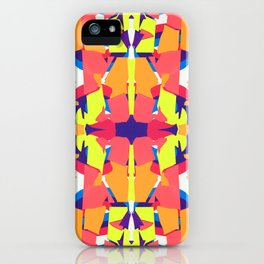 Mozaika3 iPhone Case