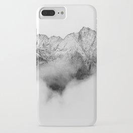 Peaks on the Mist iPhone Case