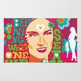 """Star Trek """"The Way to Eden"""" Poster Series :: Beauty Rug"""