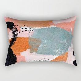 Sunset Kiss Rectangular Pillow