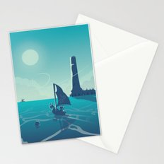 Zelda Wind Waker Stationery Cards