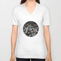 starfish V-neck T-shirts featuring Starfish by Melissa Batchelder Photography