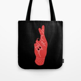 Wish You Luck Tote Bag