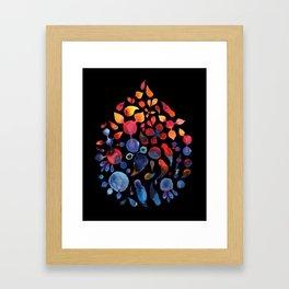 Colorful 2 Framed Art Print