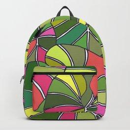 Psychedelic Summer Backpack