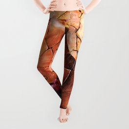 Pear & Grapes Fresco Leggings