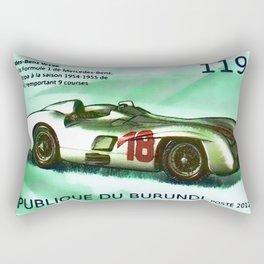 Burundi W196 Rectangular Pillow