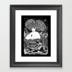 Under Your Spell Framed Art Print