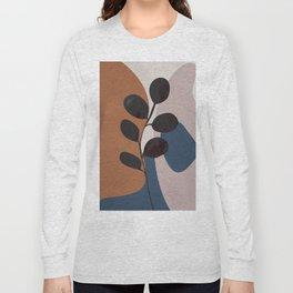 Abstract Art 02 Long Sleeve T-shirt