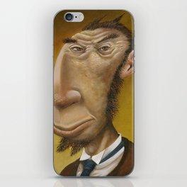 Wilbur Whately, Dunwich 1926  iPhone Skin