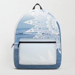 Surf mandala Backpack