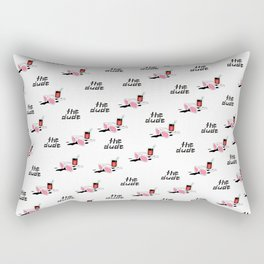 The Sweet Dude Rectangular Pillow