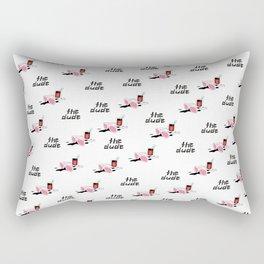The Sweet Dude Rectangular Pillow