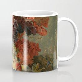 "Jan van Huysum ""Fruit Piece"" Coffee Mug"