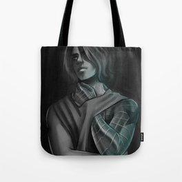 GREY BUCKY Tote Bag