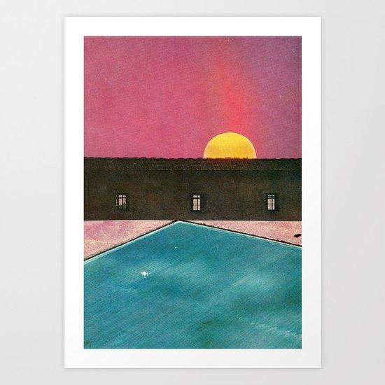 planalto Art Print