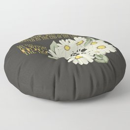 Sprouted Floor Pillow