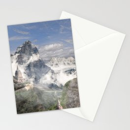 Celestial Advice Stationery Cards