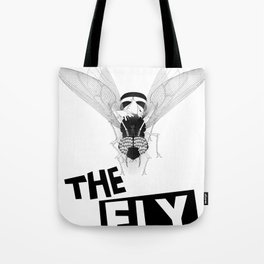 the fly remixed Tote Bag