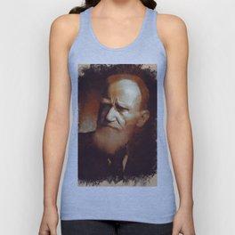George Bernard Shaw, Playwright Unisex Tank Top