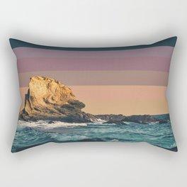 Colorscape VII Rectangular Pillow