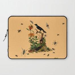 Halloween and entomology Laptop Sleeve