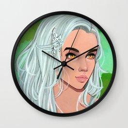 Pride In My Eyes Wall Clock