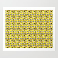 Designer drug Art Print