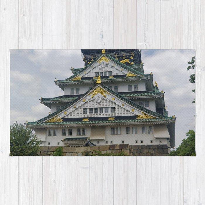 Jade palace Rug