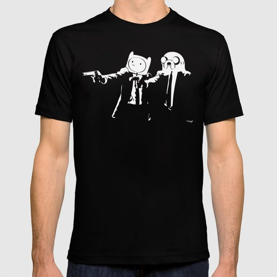 Adventure Fiction T-shirt