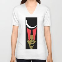 howl V-neck T-shirts featuring Howl  by CALLAS